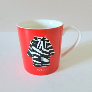 Kate Spade red mug. Like new condition.